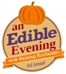 Edible Evening logo 3rd annual