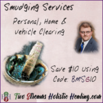 Smudging – Personal and Home Clearing